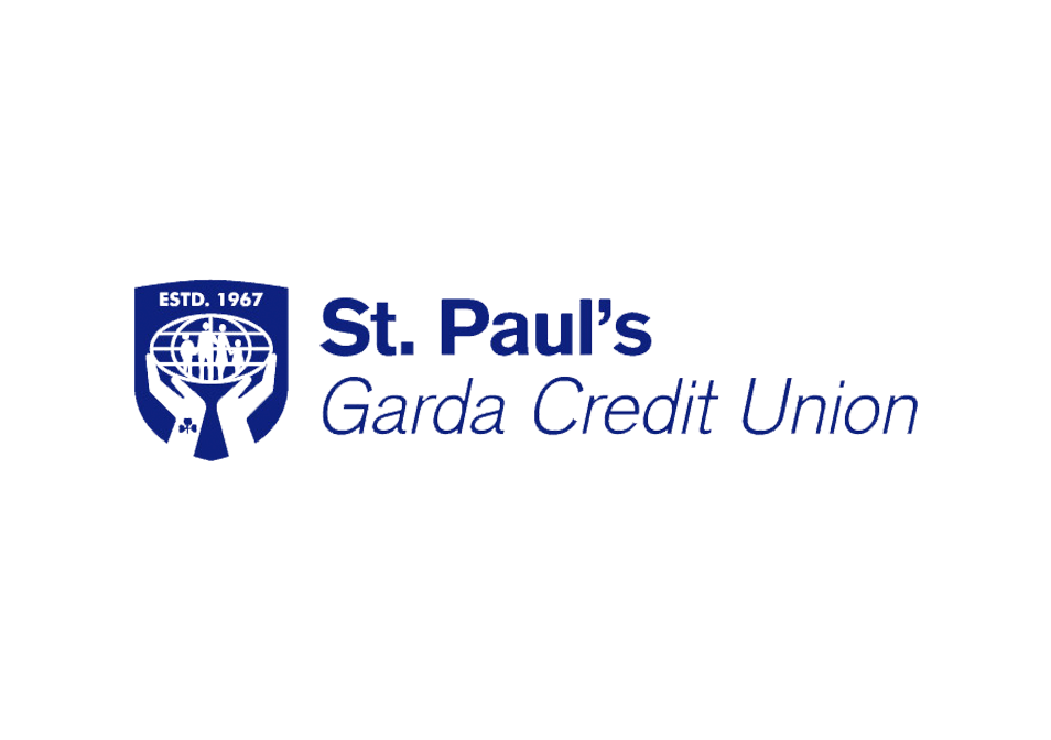 St Paul's Garda Credit Union Logo - ActionPoint Credit Union Technology Partner