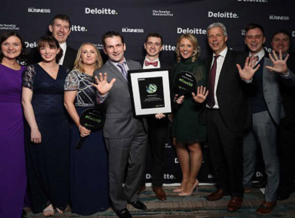 ActionPoint named on Deloittes Fast 50