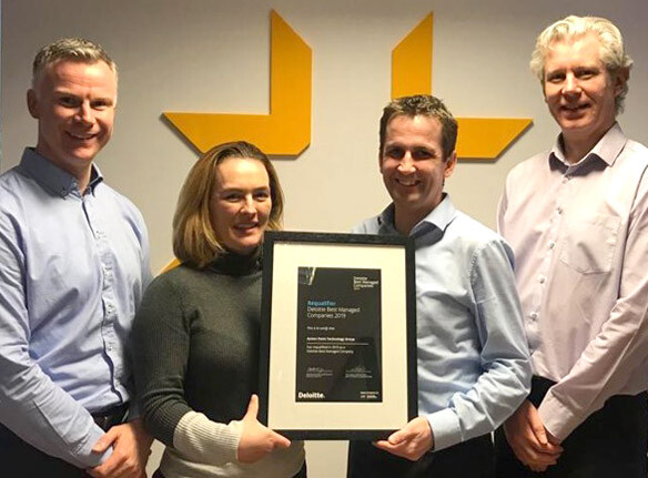 ActionPoint awarded one of Irelands Best Managed Companies