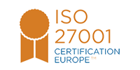 ISO27001 Certification logo
